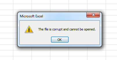 the-file-is-corrupt-and-cannot-be-opened