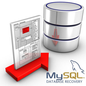 my sql database recovery