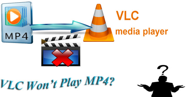 Recover MP4 file not playing on VLC player