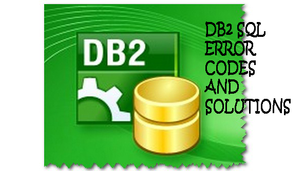 db2 error fix