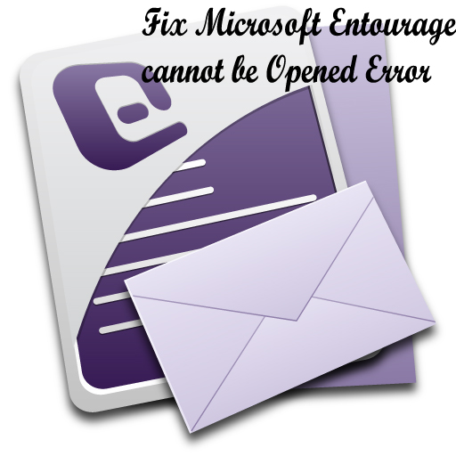 fix entourage error
