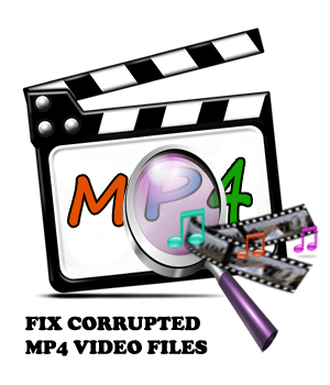 repair MP4 files