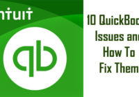 10 ways to fix QuickBooks Problems