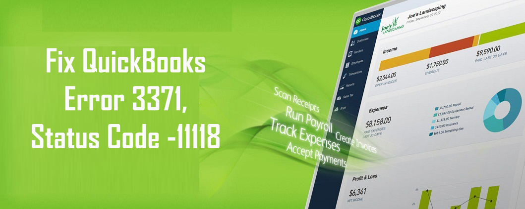 fix-quickbooks-error-3371-status-code-11118