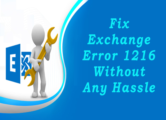 Fix Exchange Error 1216