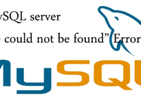 "Fix ""MySQL server PID file could not be found"" Error"