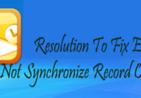 "Resolution To Fix Error ""Could Not Synchronize Record Outlook 2011 Mac"""