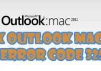 Fix Outlook Mac 2011 Error Code 3259