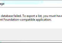 "Fix ""SharePoint Foundation Error"" While Opening Documents inside SharePoint"