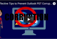 Prevent Outlook PST Corruption
