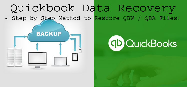 Quickbook Data Recovery