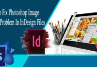 import psd image into indesign