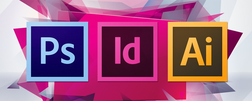 Adobe Illustrator vs. Photoshop vs. InDesign