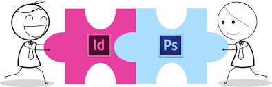 Indesign vs. Photoshop